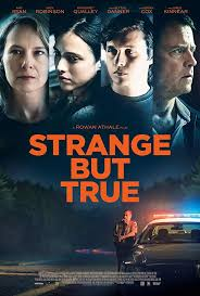 Strange But True (2019) Full Movie In Hindi Download 480p HD