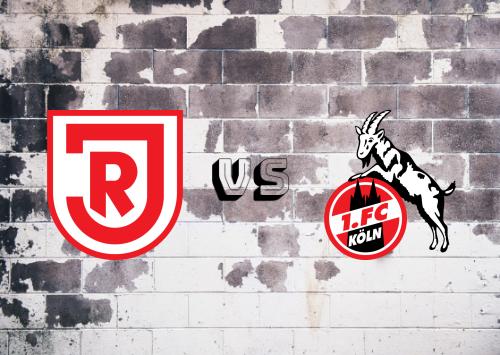 Jahn Regensburg vs Köln  Resumen