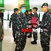 Serah Terima Jabatan Ala Corona, Pejabat Utama Kodam Hasanuddin Tambah 5 Bintang