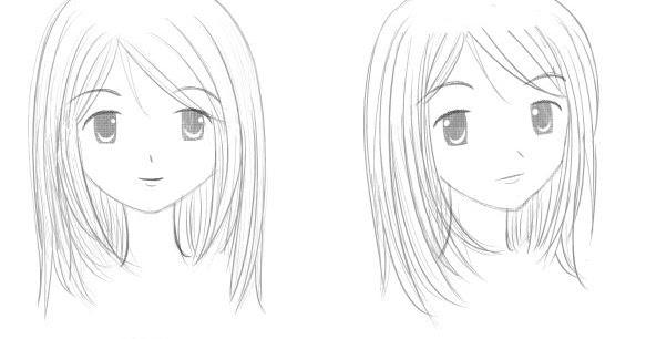 Cara Gambar Sketsa Wajah Manusia