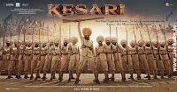 Kesari First Look Poster 1