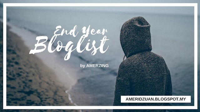 Amerzing End Year Bloglist