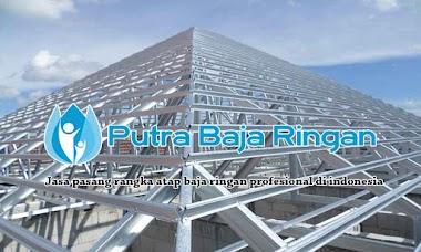 Harga Jasa Pasang Rangka Atap Baja Ringan Per Meter 2019