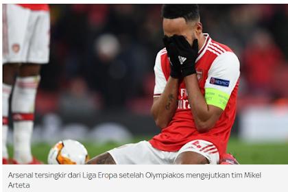 Arsenal mengungkapkan kerugian setelah absen di Liga Champions
