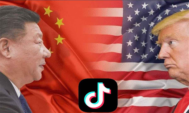 بعد TikTok.. ترامب يقرر حظر 8 تطبيقات صينية أخرى