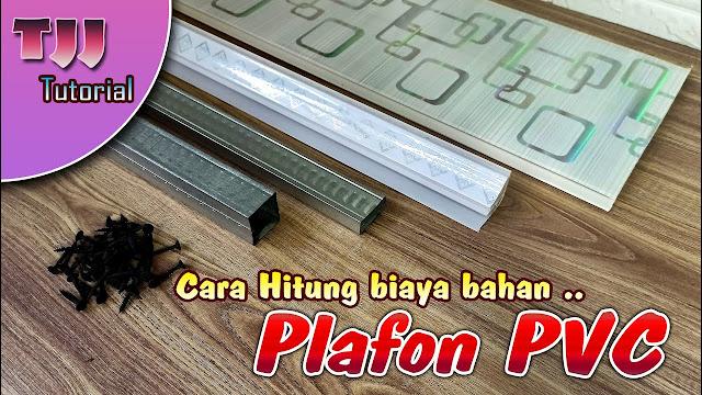 Bagaimana Cara Menghitung Kebutuhan Plafon PVC Ulas Yuk!