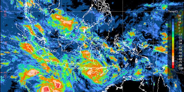 Cuaca Ekstrem Picu Bencana di Beberapa Wilayah NTT
