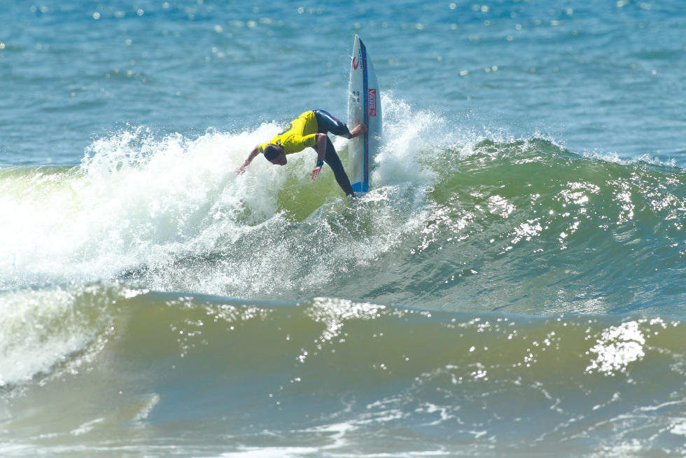 0 Lander Davila ESP Junior Pro Espinho foto WSL Laurent Masurel