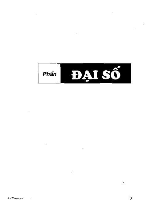 Trang 4 sach Sách Giáo Khoa Toán Lớp 7 Tập 2