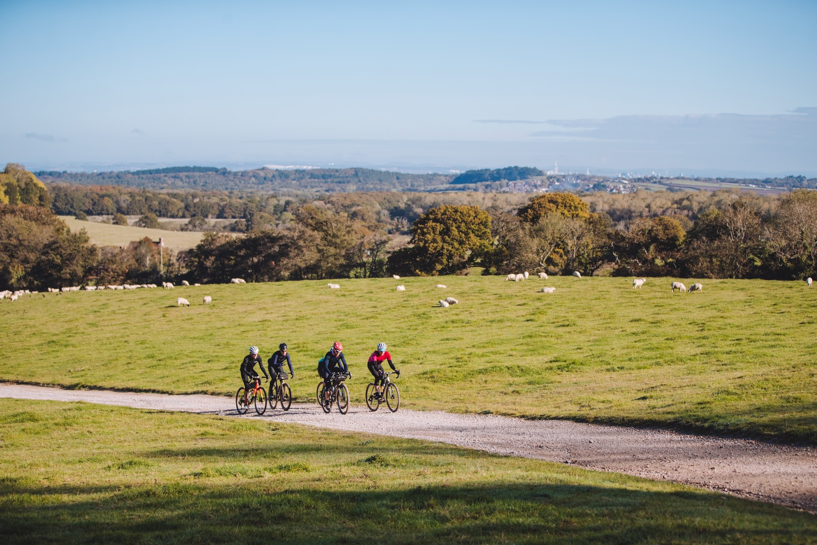 Tim Wiggins Gravel Bike Isle of Wight