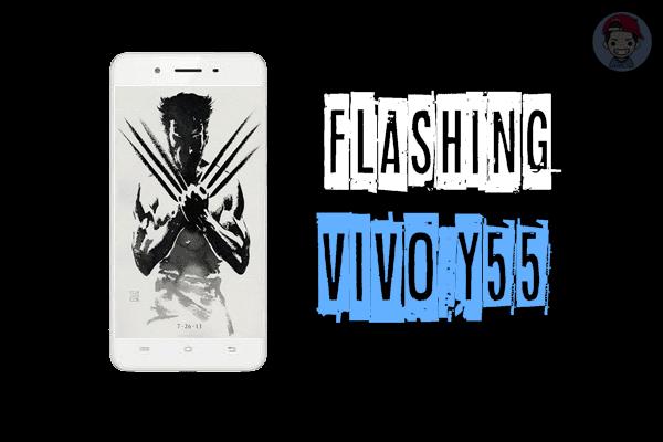 Cara Flash Hp Vivo Y55 dengan Langkah Mudah