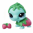 Littlest Pet Shop Series 3 Hungry Pets Berrybelle Turtling (#3-41) Pet