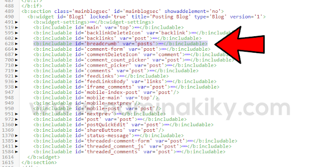 Cara Mengatasi Warning Breadcrumb di Search Console Google