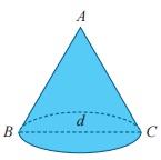 kerucut segitiga