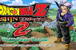 [PSP] Download Dragon Ball Z - Shin Budokai 2 ISO High Compressed