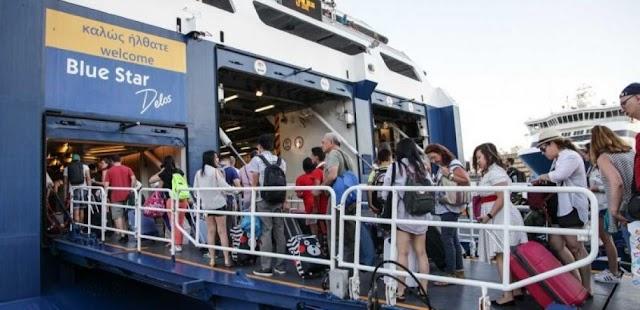 Θεσσαλονίκη: Ακτοπλοϊκή σύνδεση με τα νησιά του Βορείου Αιγαίου και των Κυκλάδων
