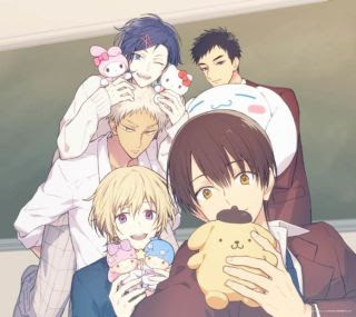 الحلقة 1 من انمي Sanrio Danshi مترجم عدة روابط