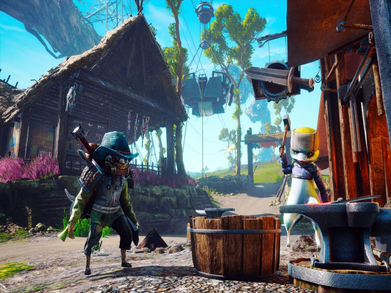 Download BIOMUTANT Free Full Game For PC