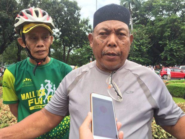 Ikut Terjun, Komunitas Sepeda Monas Dukung Aksi Reuni 212