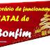 ATENÇÃO PARA OS HORÁRIOS DE FUNCIONAMENTO DO COMÉRCIO DE SENHOR DO BONFIM NO NATAL