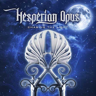 "Ο δίσκος των Hesperian Opus ""Chasing The Light"""