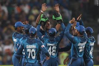 India vs Sri Lanka 1st T20I 2016 Highlights