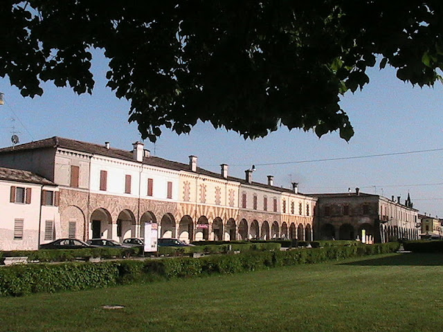 San Martino dall'Argine ospitò tra gli altri Torquato Tasso.
