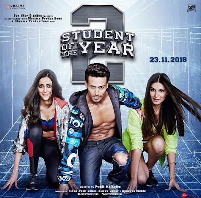 Student of the Year 2  Full Movie Fee Download