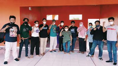 Muslimin Bando Dukung Difabel Ikuti Pelatihan Keterampilan Khusus