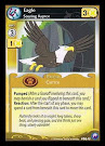 My Little Pony Eagle, Soaring Raptor Canterlot Nights CCG Card