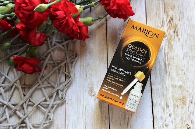 Marion - serum do twarzy, szyi i dekoltu GOLDEN SKIN CARE