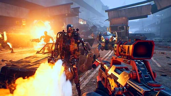 Prolonged gameplay review of Terminator: Resistance
