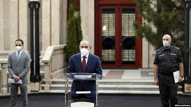 Armenia convierte en obligatorio el uso del barbijo