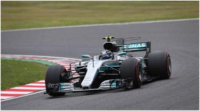 Kecelakaan dan Penalti Warnai FP3 F1 GP Suzuka Jepang