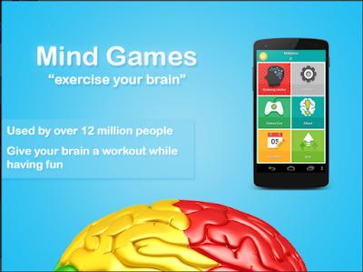 تطبيق Mind Games