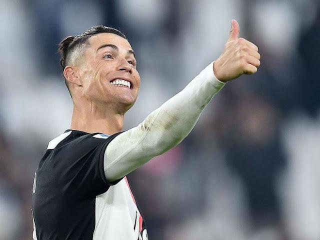 """""""Vua hat trick"""" Ronaldo rực rỡ đầu năm 2020: Gửi lời tuyên chiến Inter - Lukaku"""