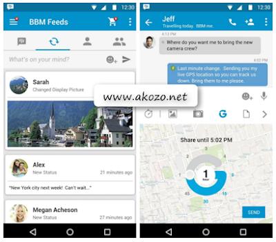 BBM Multi Clone Terbaru Untuk Android