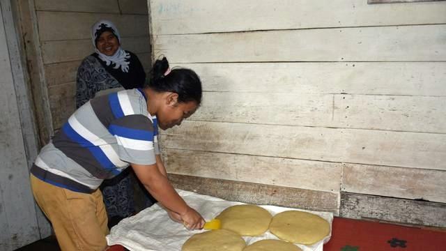 Gethuk Bokong Makanan Khas Bawang