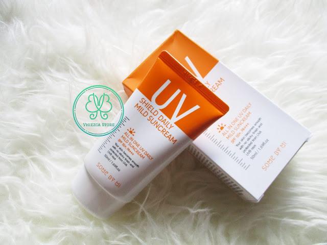 UV Shield Daily Mild Suncream