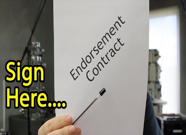 Endorsement Contract