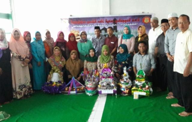 Bakul Maulid Fisip Unsa Makassar Juara Satu