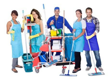 مطلوب اناث فقط للعمل عاملات نظافة في القاهرة