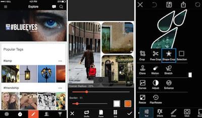 Picsart app Image