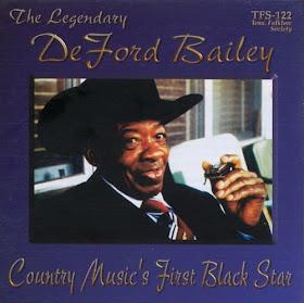 The Legendary DeFord Bailey CD