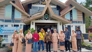 BNN Provinsi Jambi Kunjungi Sanggar KPIK Sloko Betua di Kabupaten Batanghari