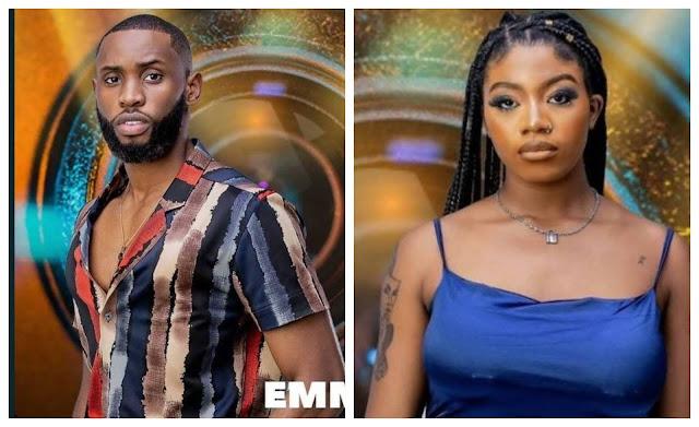 #BBNaija Emmanuel evicted from the BBNaija Season 6 finale show
