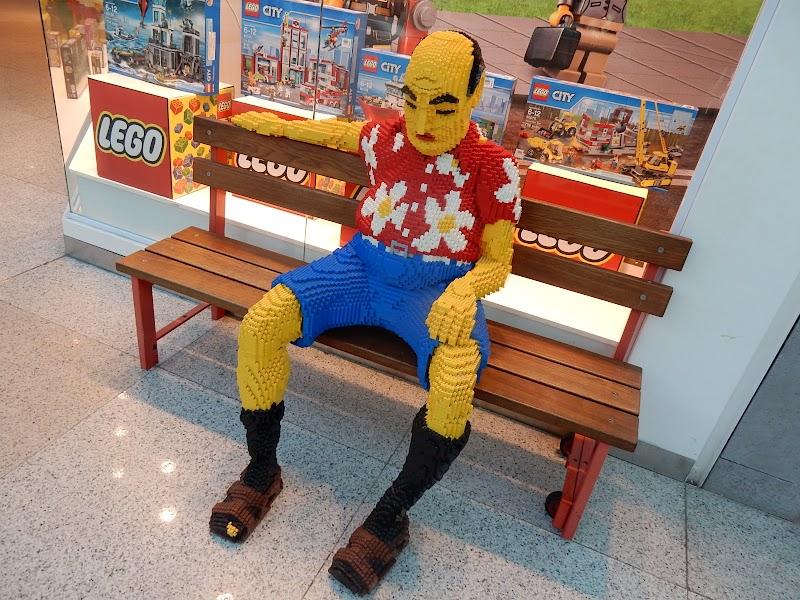 #showdeloja: Lego RioMar Recife