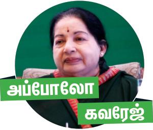 அப்போலோ கவரேஜ் : சுப்ரீம் கோர்ட் காய்ச்சல்!