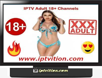 IPTV Adult (+18) m3u List XXX Channels 23-01-2020