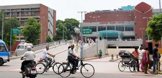 PGIMER, the cleanest government hospital, Punjab Insight, PGI Chandigarh